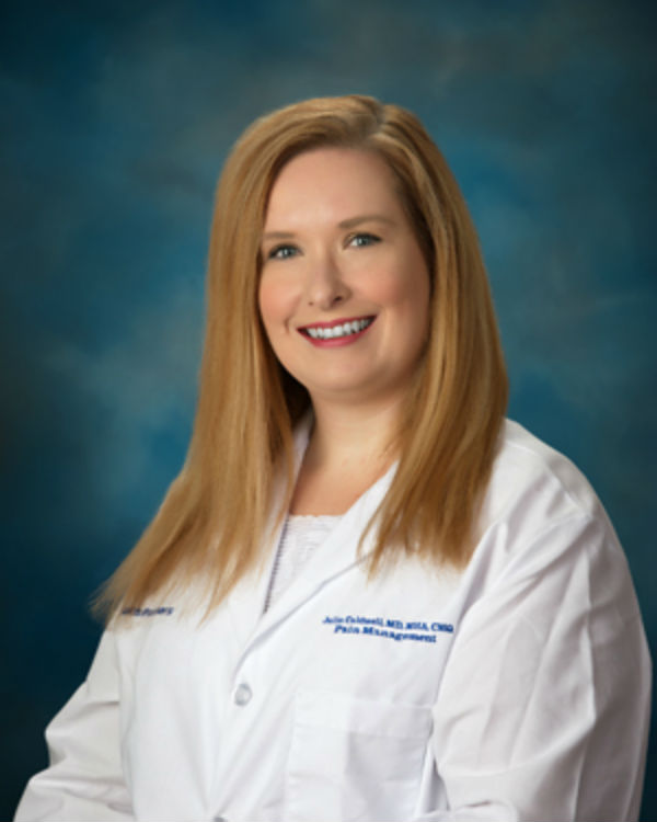 Dr. Julia Caldwell, M.D., is named Expert in Pain Medicine and Anesthesiology by the International Association of Who's Who