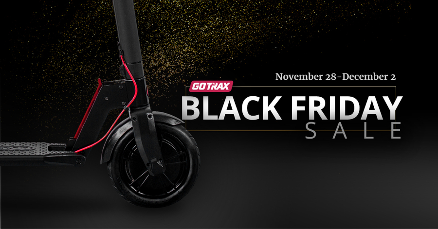 GOTRAX Featured in Amazon's Holiday Gift Guide and Backyard Games Video, Perfect for Black Friday & Cyber Monday