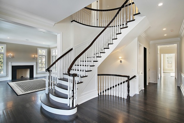Homeowners Can Add Aesthetics and Value with these Painted Stairs Ideas
