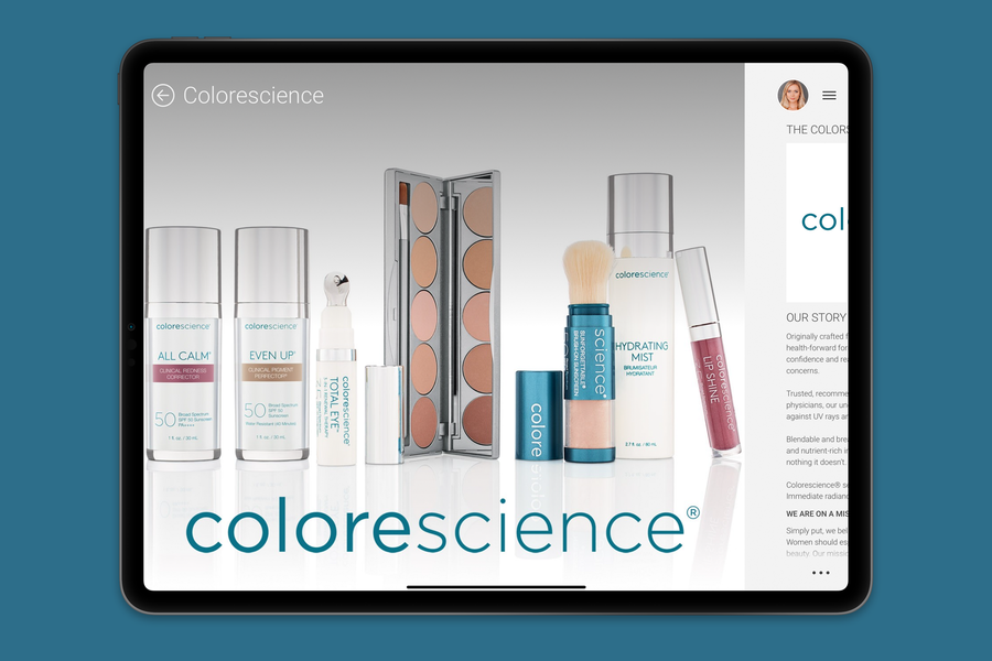TouchMD And Its State-of-the-Art Patient Consultation Platform Partners with Colorescience®