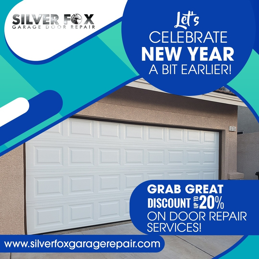Grab Festive Discounts On Garage Services By Silver Fox