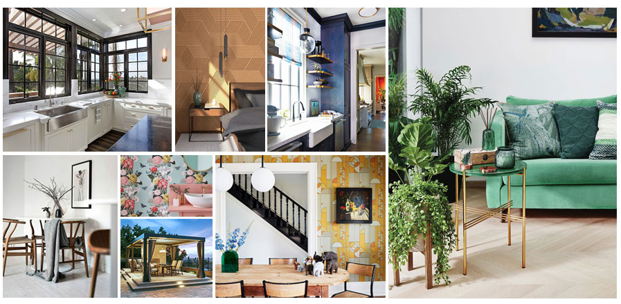 Top 20 Interior Design Trends for 2020: Jackson Design and Remodeling Predicts 70s and 80s Nostalgia, Spaces for Mindfulness and Wellness Among Top Trends