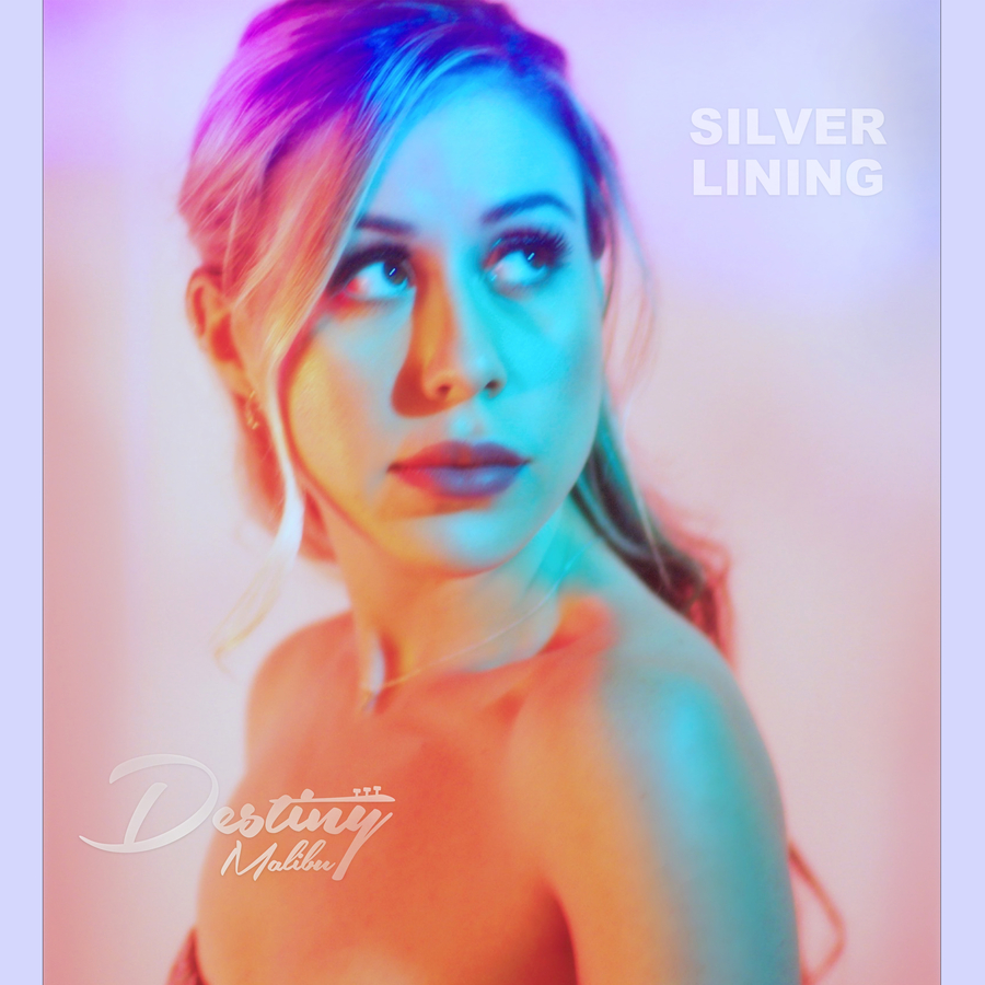 Singer, Songwriter & Mental Health Advocate, Destiny Malibu Releases New Holiday Music Single, 'Silver Lining' on Nov 29, 2019; Boldly Embracing The Complex Emotions That Fills This Time of Year