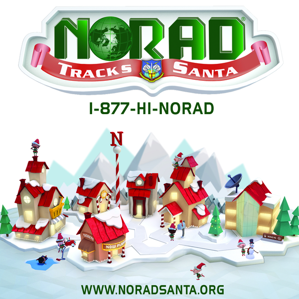 NORAD Tracks Santa Program Kicks Off for 2019