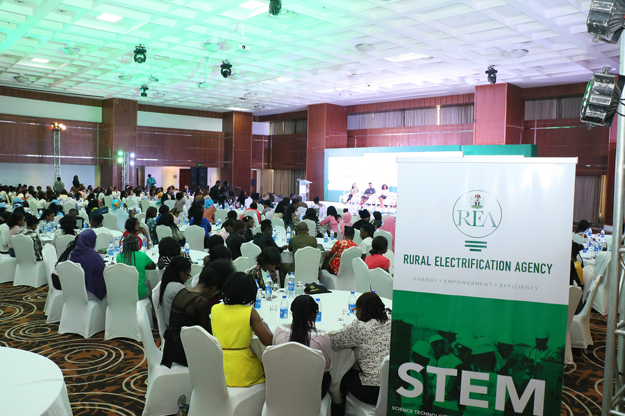 The Nigerian Rural Electrification Agency Builds Capacity of 180 Young Women For the Power Sector