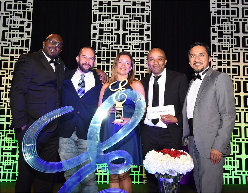 F2G Solutions Named Supplier of the Year – Class 2 Excellence Award by the Dallas/Fort Worth Minority Supplier Development Council