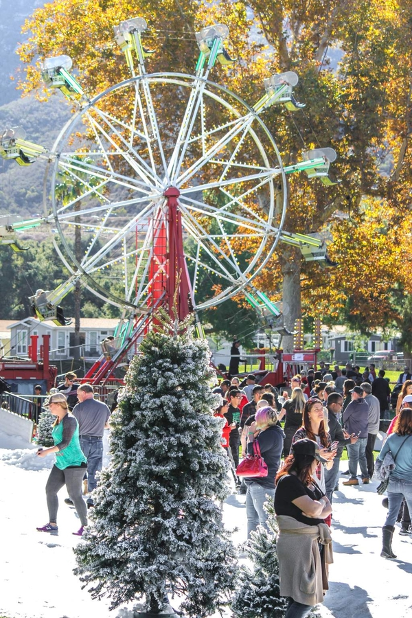 Winter Wonderland at Welk Resorts San Diego Announces 4th Annual Show
