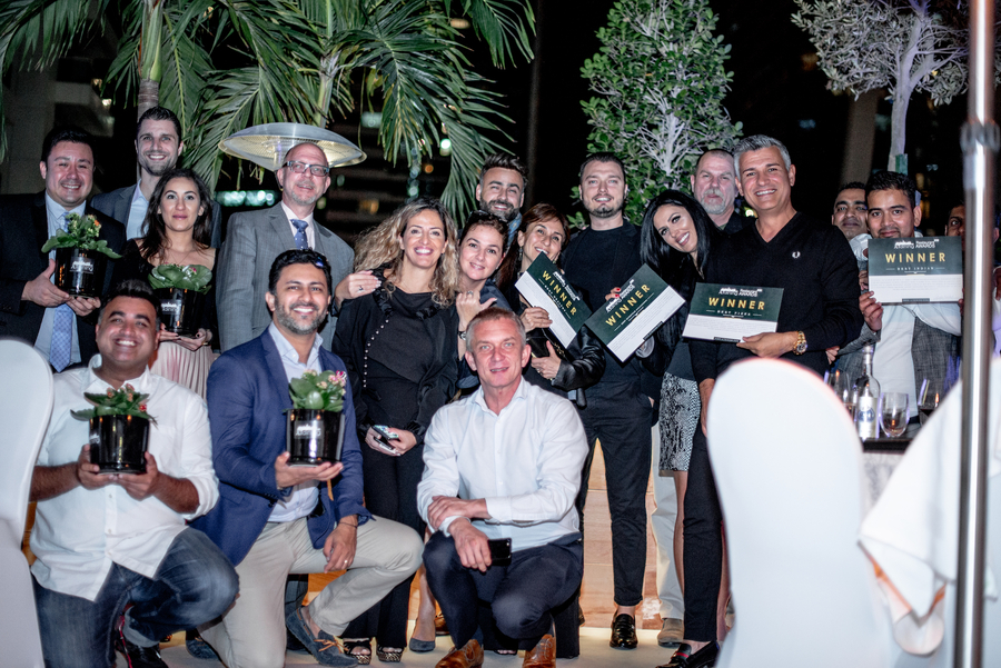 It's a Wrap! The Third JLT Restaurant Awards Conclude with a Glitzy Ceremony Attended by a Capacity Crowd in Dubai's No. 1 Foodie Neighbourhood