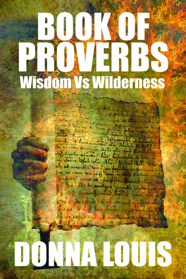 How Mental Health Challenges Such As Suicide, Depression, And Hopelessness Are Addressed By The Wisdom Offered In The Book Of Proverbs: Wisdom Vs Wilderness By Award Winning Author Donna Louis