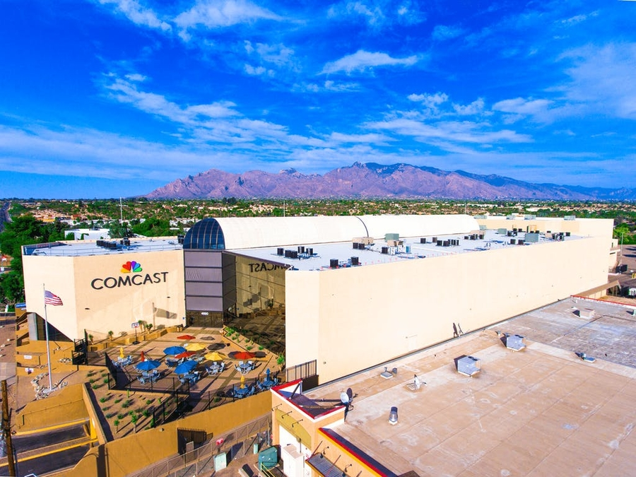 Tucson, AZ Comcast Property for Sale at $35.15 Million