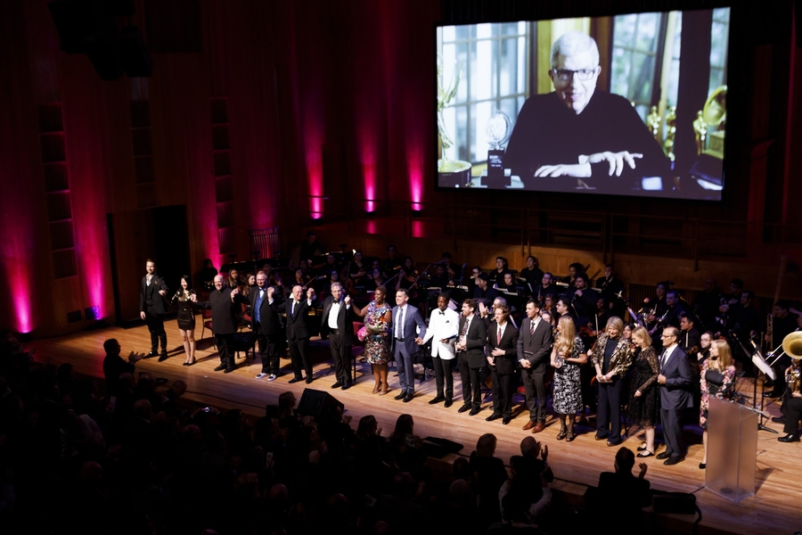Marvin Hamlisch International Music Awards opens Registration for 2020 Competition following Tremendous Success of a Sold Out Concert & Awards Ceremony in New York