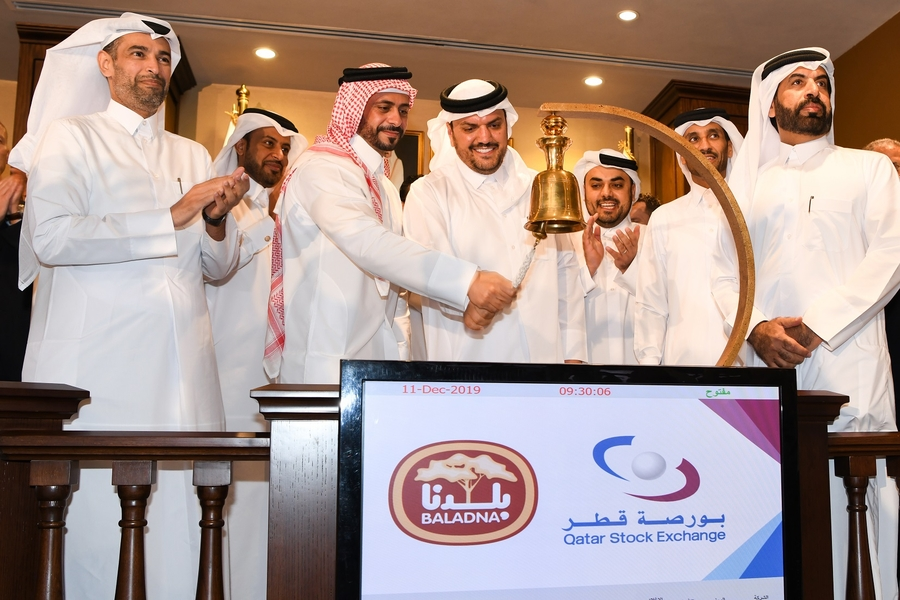 Baladna Shares Begin Trading on Qatar Stock Exchange