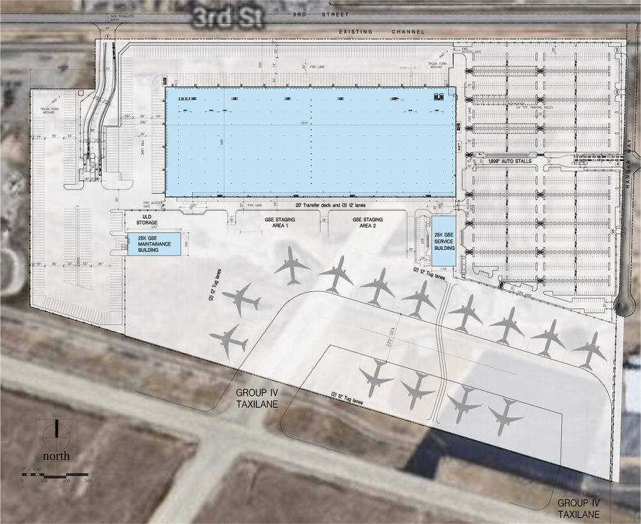 AllianceCalifornia and SBD International Airport Achieve Major Milestone