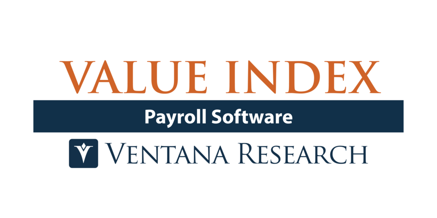 Ventana Research Releases Payroll Software Value Index