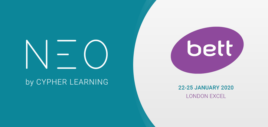 CYPHER LEARNING Returns to BETT to Showcase NEO LMS and its Latest Personalized Learning Features