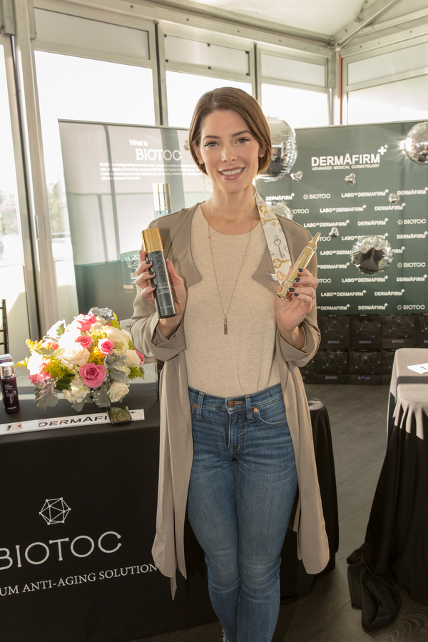 After Several Days of Golden Globes Events, Parties and Awards; GBK Productions Annual Pre-Golden Globe Celebrity Gifting Lounge Stood Out as a Highlight Among Hollywood's Biggest Stars