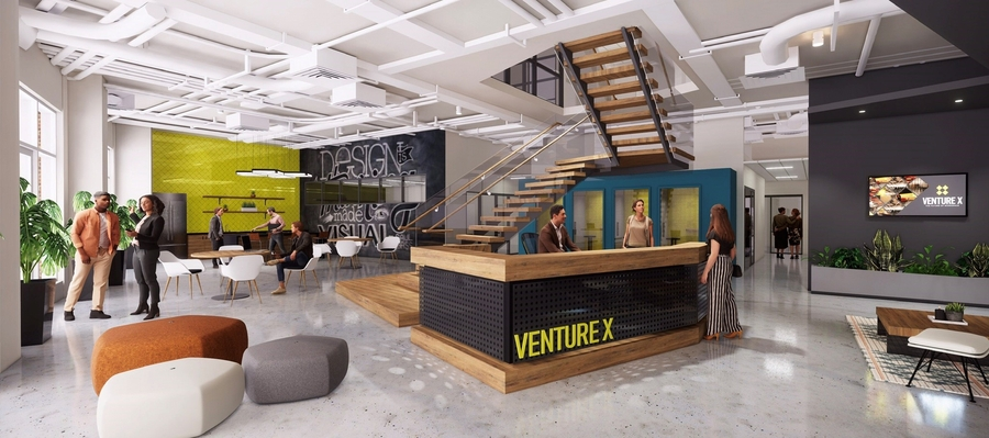 Venture X® Announces Opening First Location in Pennsylvania