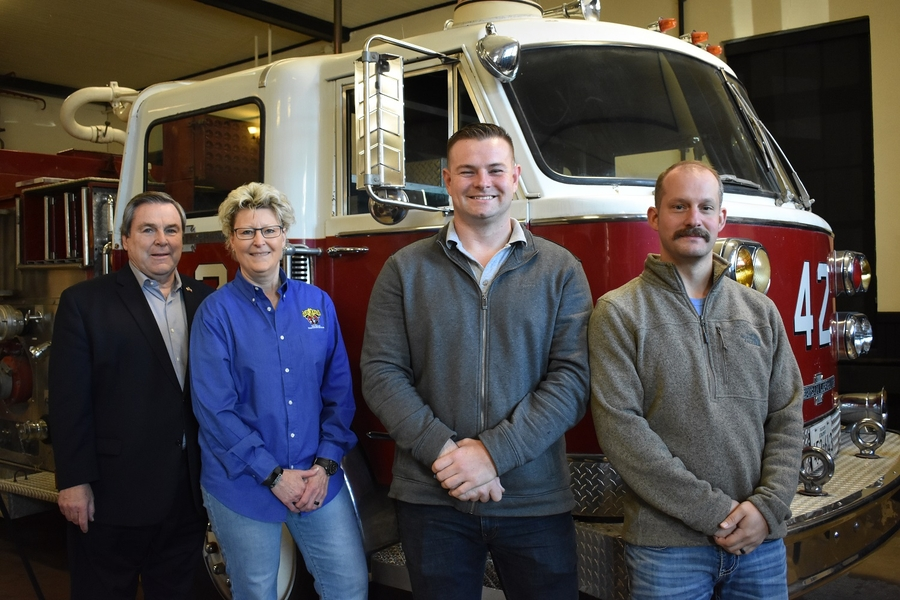 Dallas Firefighter's Museum and Fire Grounds Coffee Company Announces a Strategic Partnership