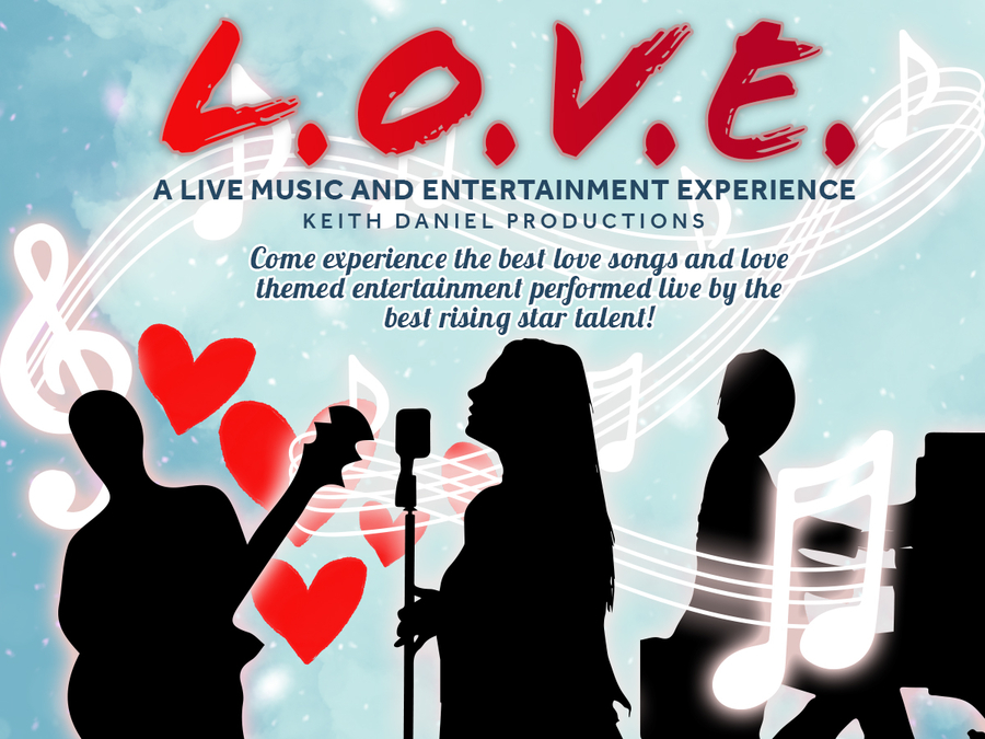 KD Productions Presents New L.O.V.E Show, A Live Music & Entertainment Journey through Love by Producer-Songwriter-Pianist Keith Washo