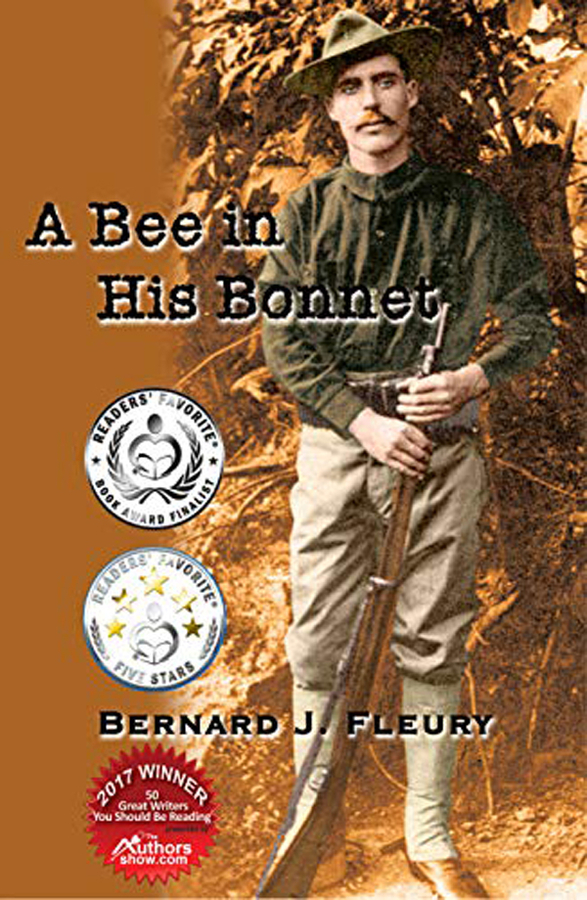 The Man Who Captured The Bin Laden Of His Day – A Bee In His Bonnet By Award Winning Author Bernard Fleury