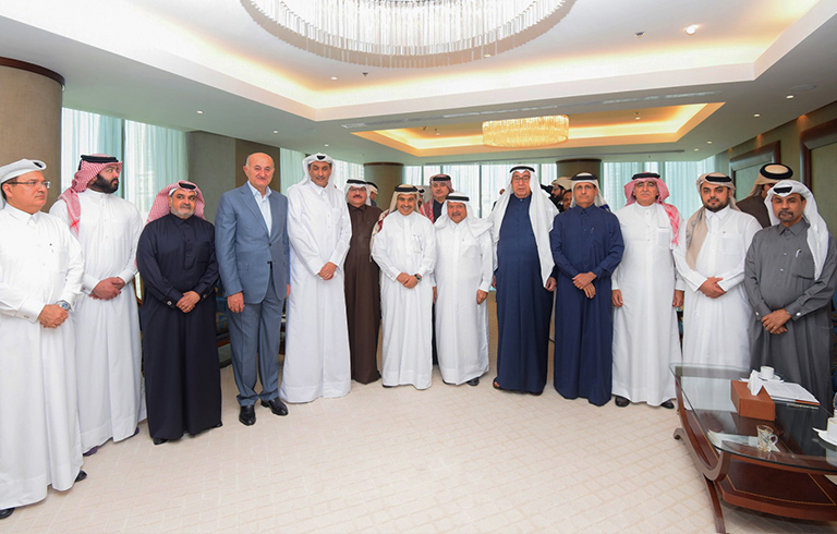 Ministry of Commerce & Industry, QBA to set up Joint Follow-up Committee