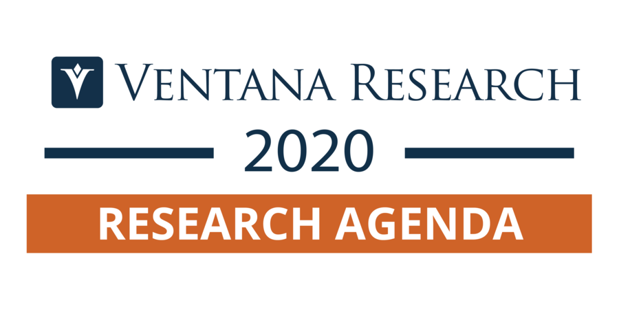 Ventana Research Publishes 2020 Research Agenda for Technology in Business