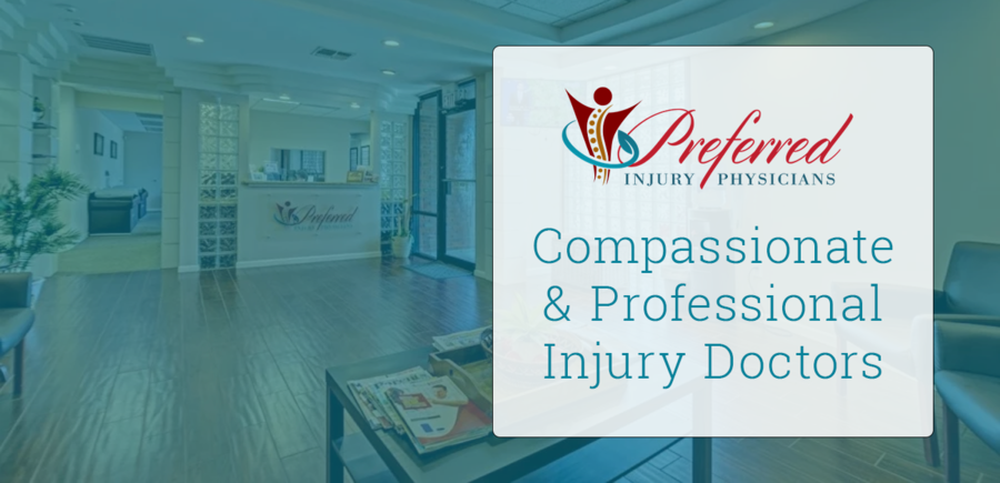 Central Florida and Tampa Bay Area Auto Injury Doctors, Preferred Injury Physicians, Launch Brand New Website