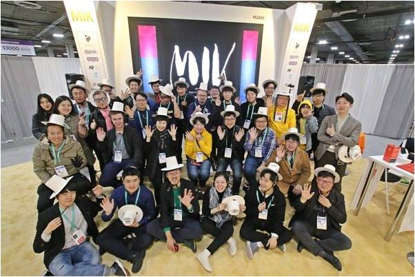 MIK INNOVATION HOT SPOT Showcases Korean Startups to the World