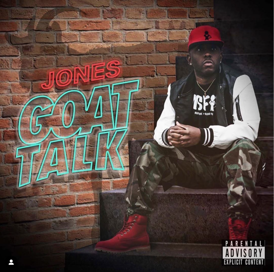 "Hip Hop Artist 'Jones' Releases New Single titled ""Goat Talk"" on AMS Distribution Platform January 31, 2020"