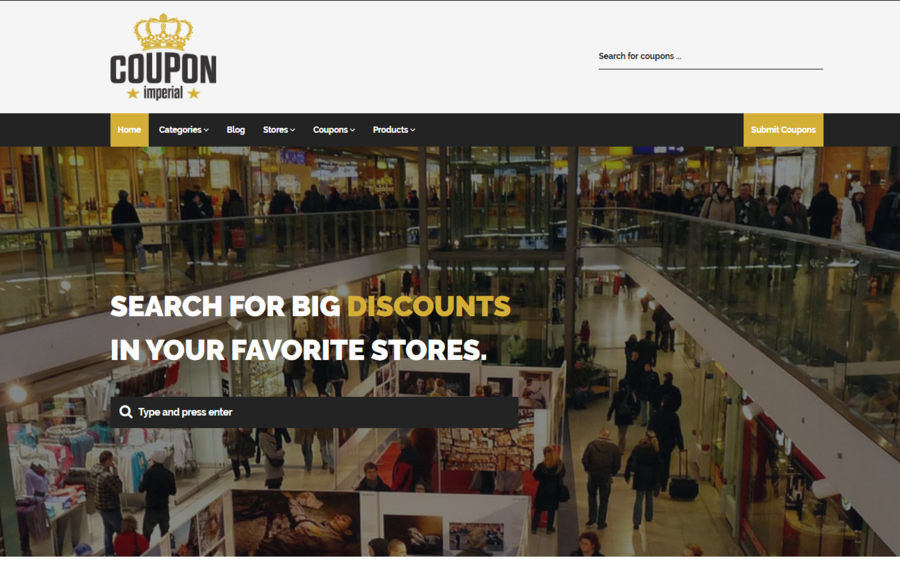 Coupon Imperial – A Site For Coupon Offers From The Most Popular Retailers Worldwide