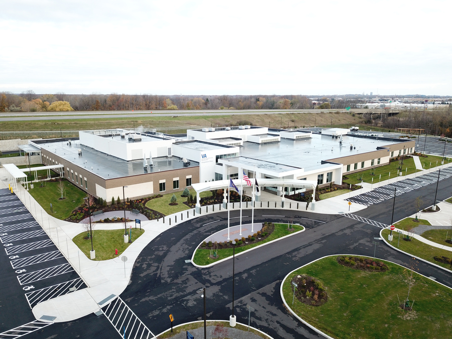 The Douglas Company Announces Completion of the The Department of Veterans Affairs Community-Based Outpatient Clinic in Rochester, New York