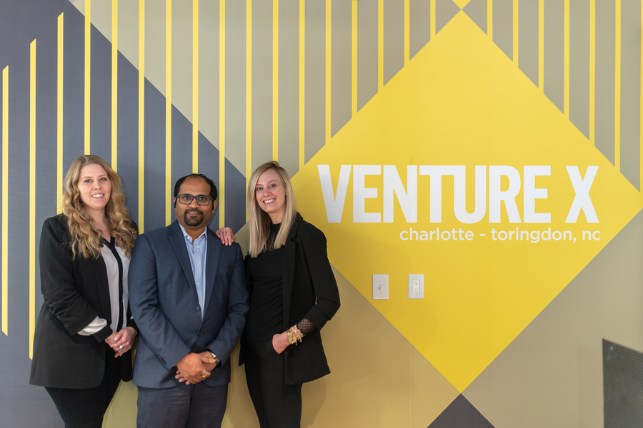 Venture X Expands in North Carolina With Opening if its First Charlotte Location