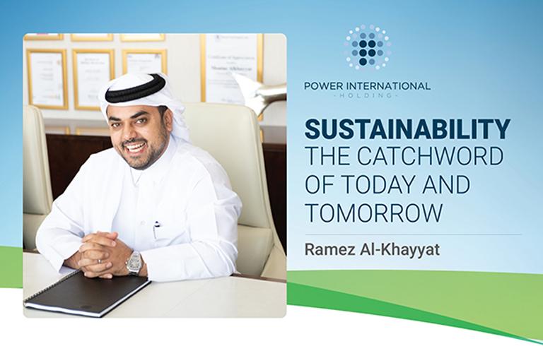 Ramez Al-Khayyat on Sustainability