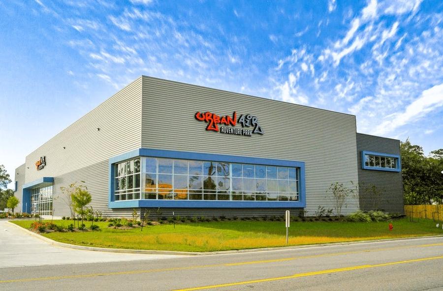 B+E lists Baton Rouge Urban Air Property for $6.7 Million