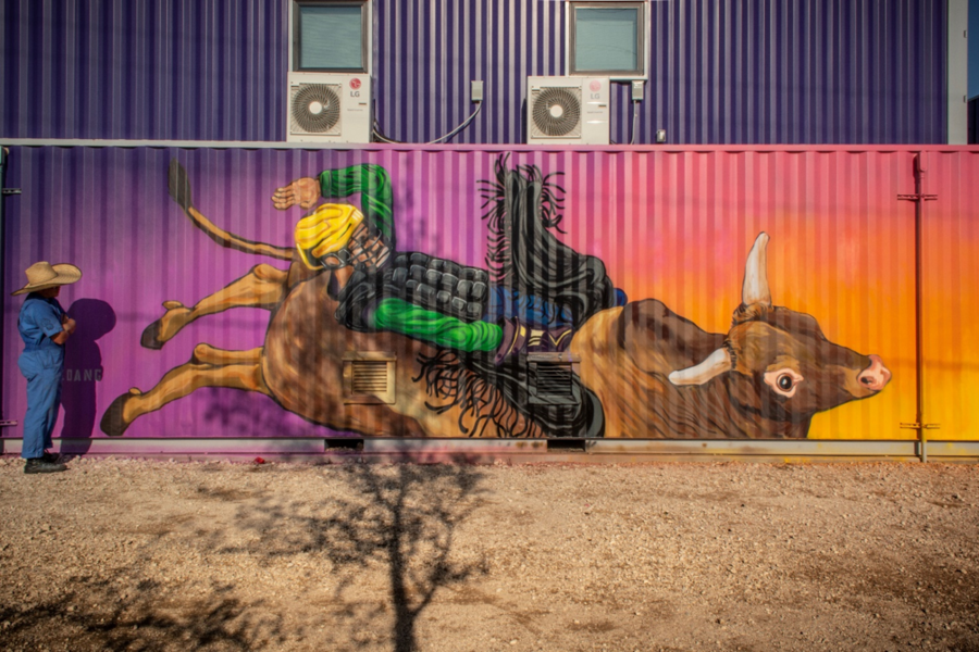 Fort Worth Design District Hosts 3rd Annual Graffiti Arts Festival on Saturday, March 14, 2020