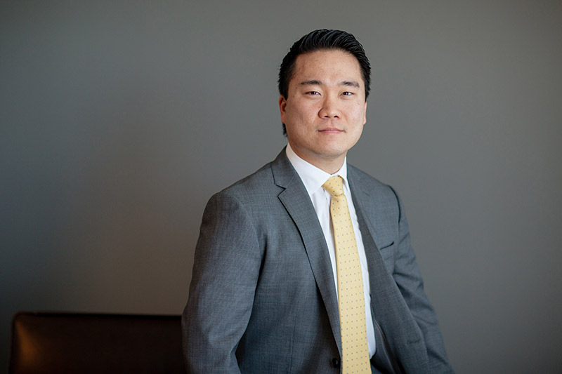 Daniel H. Park Promoted to Principal at Berman Fink Van Horn