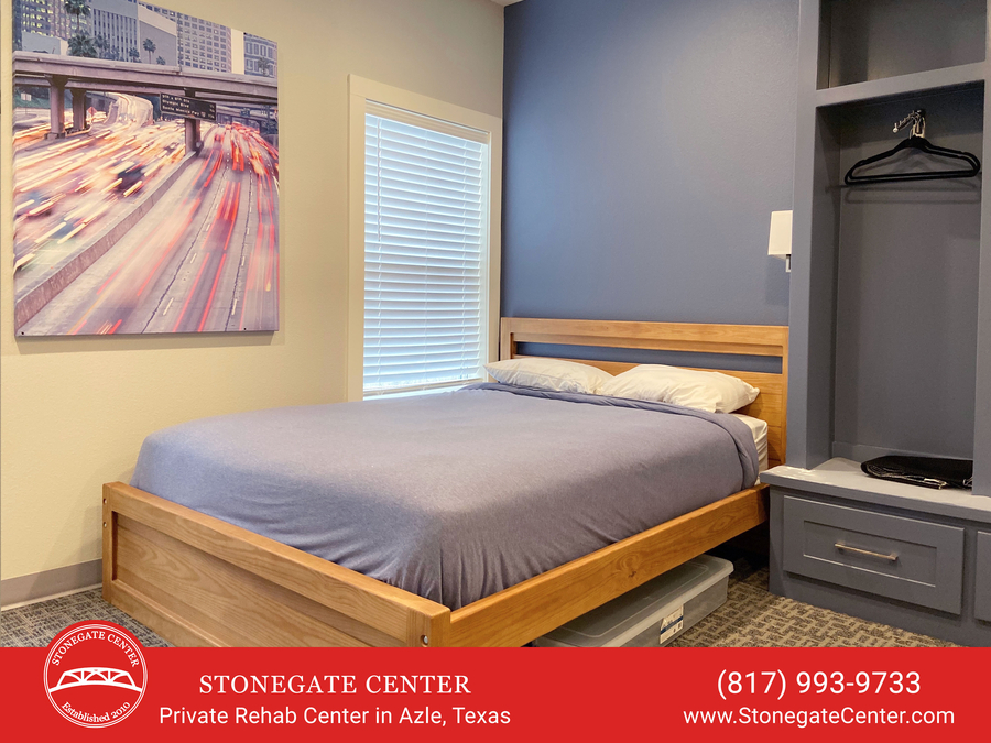Stonegate Center Completes Extensive Renovations of 32-Bed Men's Residential Addiction Treatment Facility in Azle, Texas