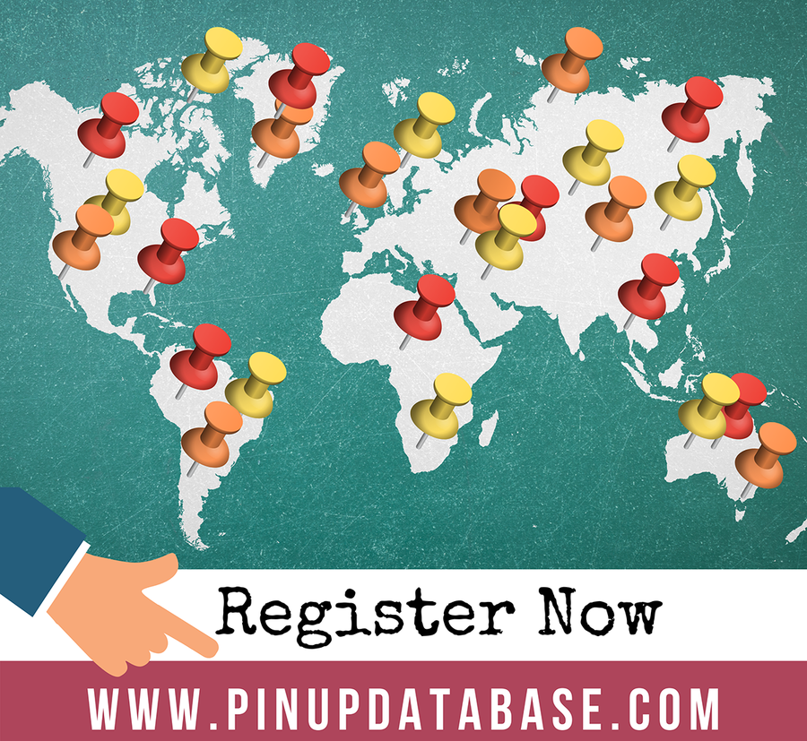 Brand New Company, Pin Up Database, Launches Pin Up Community Website Portal