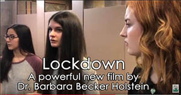 School Shootings, Lockdowns, Body Shaming, Bullying: Award Winning Selfie Filmmaker, Positive Psychologist, Podcaster Barbara Becker Holstein Helps Teen Girls Overcome Anxiety, Alienation
