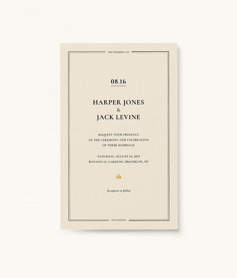 Atelier COV – More than Wedding Invitations