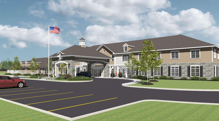 Construction Begins on Maumee Pointe Assisted Living and Memory in Maumee, Ohio