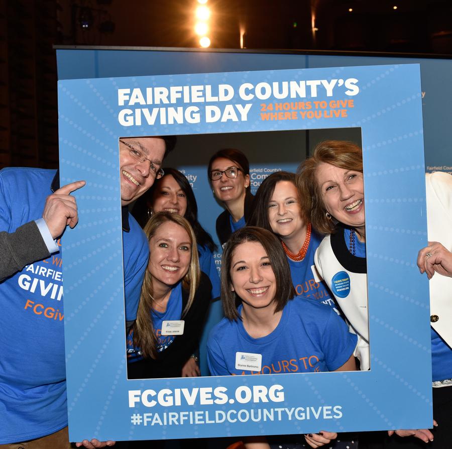 TODAY, Thursday, February 27th is Fairfield County's Giving Day 2020!