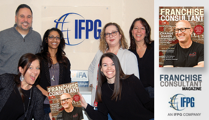 IFPG Welcomes New Editorial Director, Jill Abrahamsen