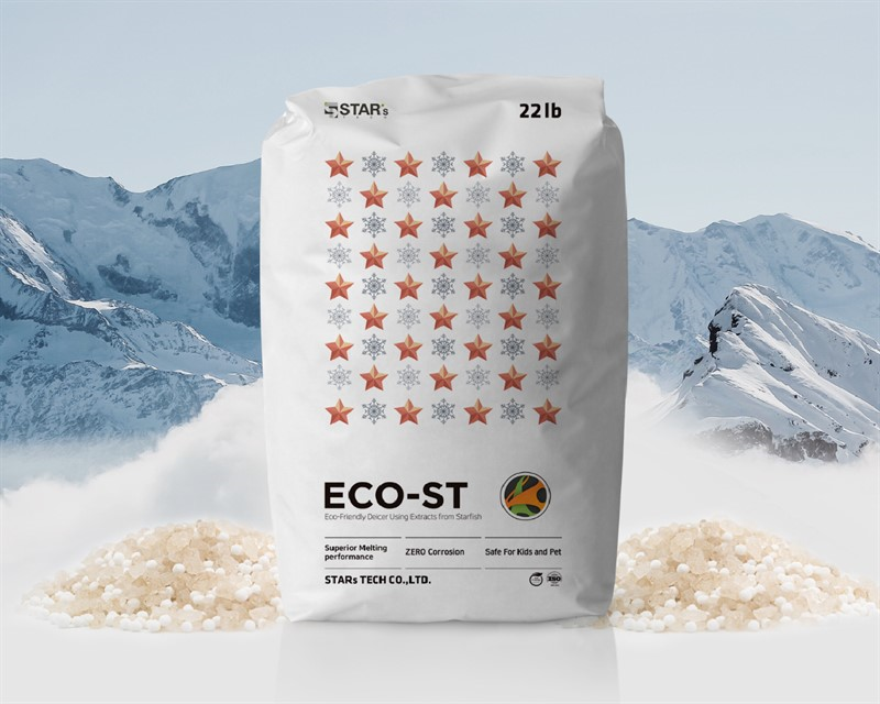 ECO-ST : The World's First STARFISH DE-ICER Launched on Kickstarter