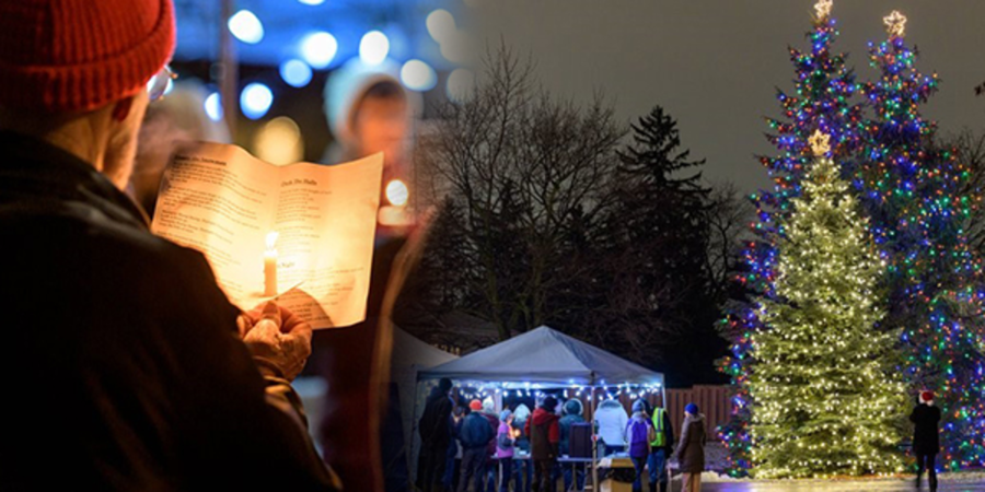 GFA World Hosts Christmas Tree Lighting in Stoney Creek
