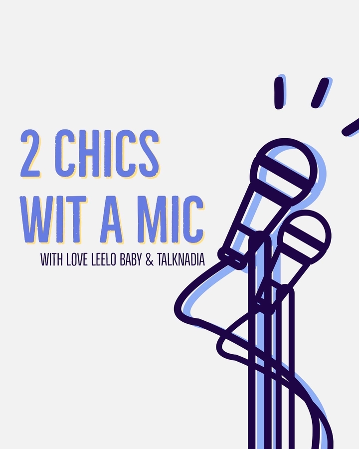 Block Entertainment Tells it All to 2 Chics Wit A Mic – Podcast Release Date February 28th