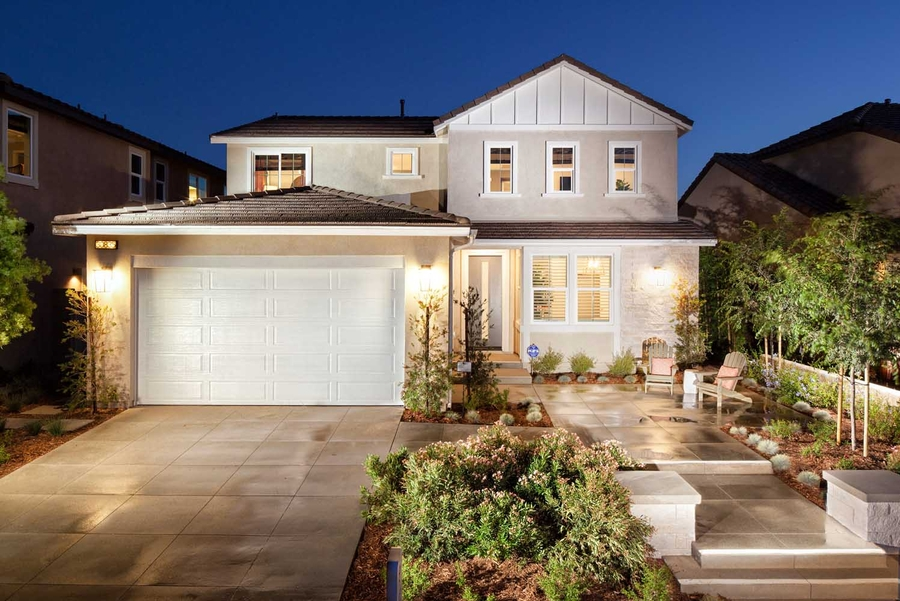 Rediscover Spencer's Crossing and Pardee Homes' Braeburn Featuring One- and Two-story Homes from the Low $400,000s