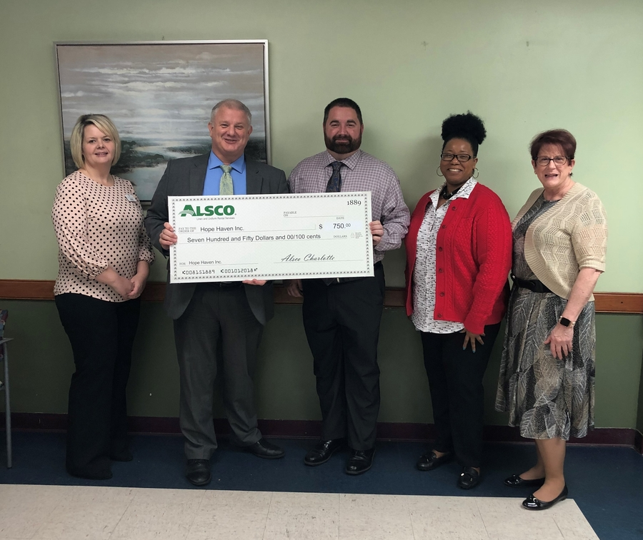 Alsco Partners with Hope Haven and Sonic Automotive to Support Addiction Recovery