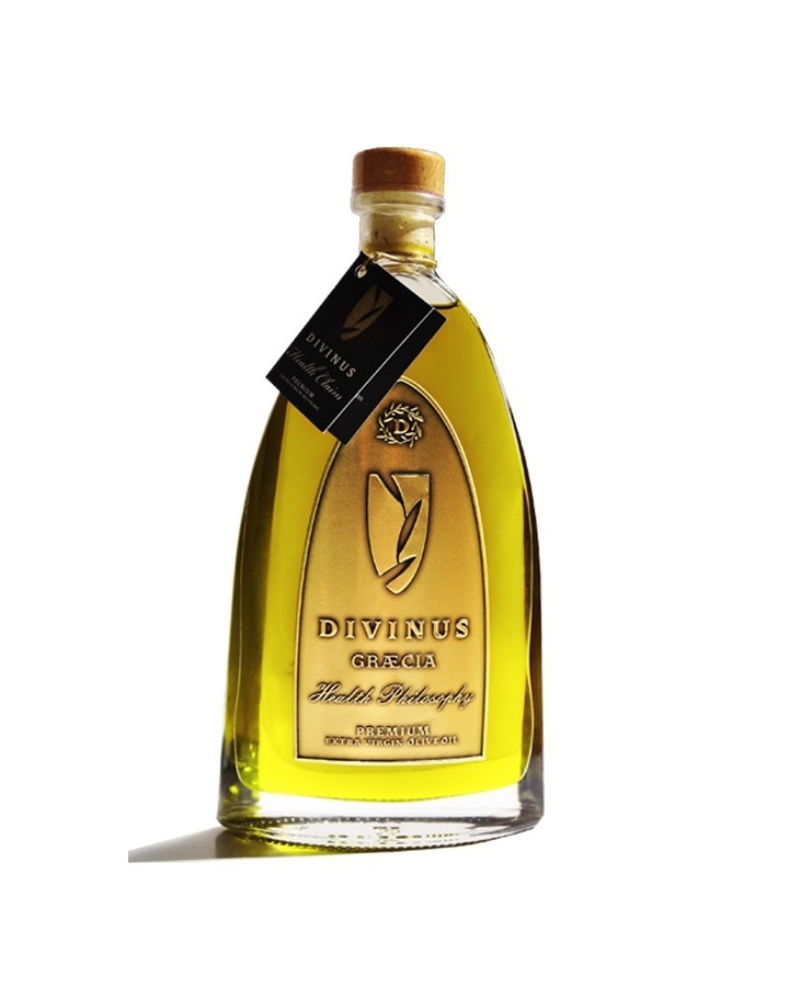 Hippocrates Greek Extra Virgin Olive Oil and Divinus Award Winning 100% Organic Pure EVOO now available in United States