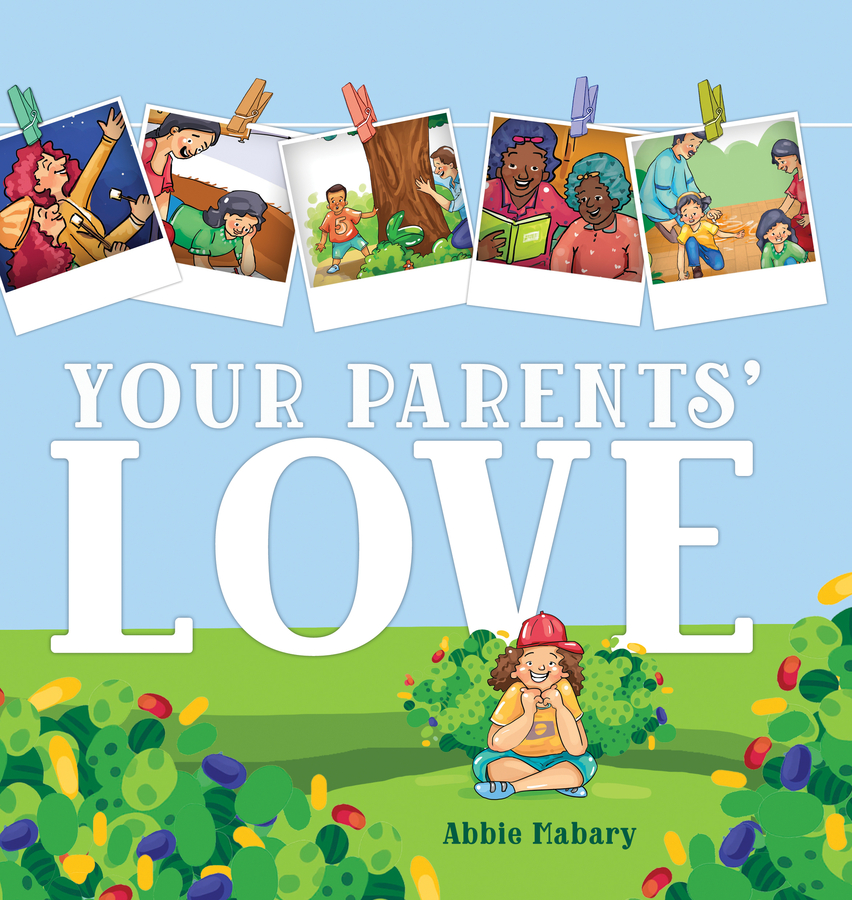 "Author and Foster Mom Abbie Mabary Introduces the Release of Her New Book, ""Your Parents' Love"""